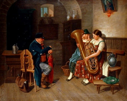 Adolf Schreitter von Schwarzenfeld (1854-1923): Der musikalische Versuch