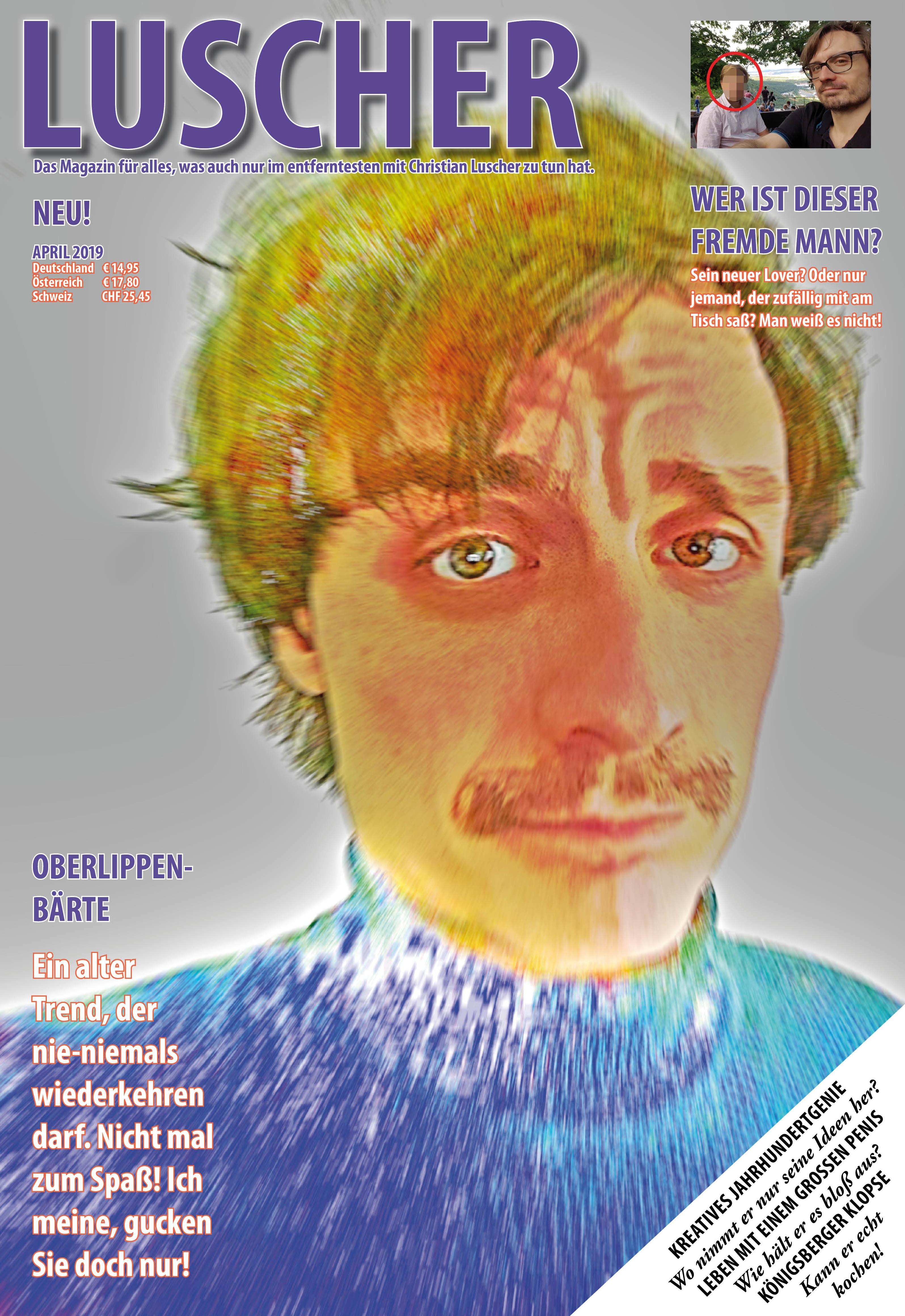 Luscher Magazin